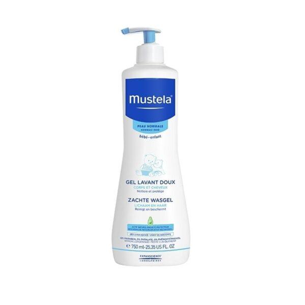 detergente delicato mustela