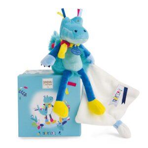 coccodrillo-blu-con-copertina-douodu