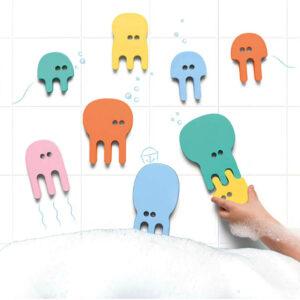 puzzle da bagno jellyfish
