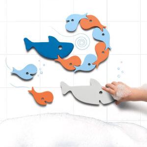 puzzle da bagno shark