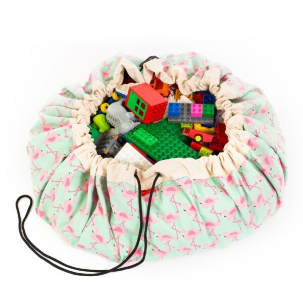 sacco-porta-giochi-flamingo-play&go