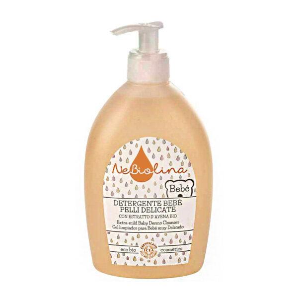 detergente bebe pelli delicate