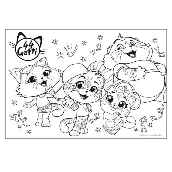 44 gatti puzzle