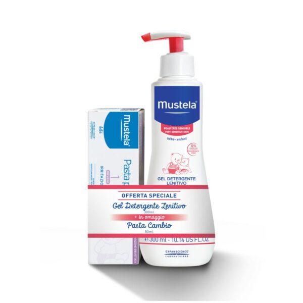 detergente lenitivo pasta cambio mustela