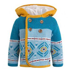 giacchetta tricot bambino himalaya