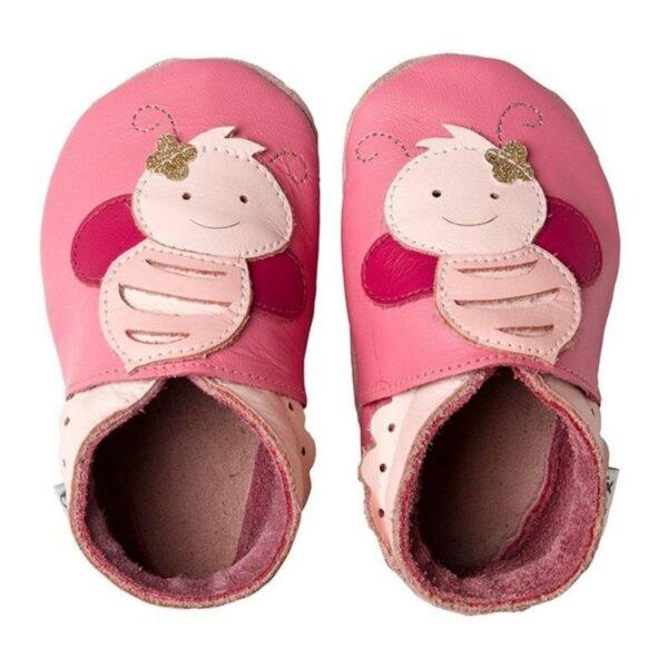 bobux soft sole rosa ape