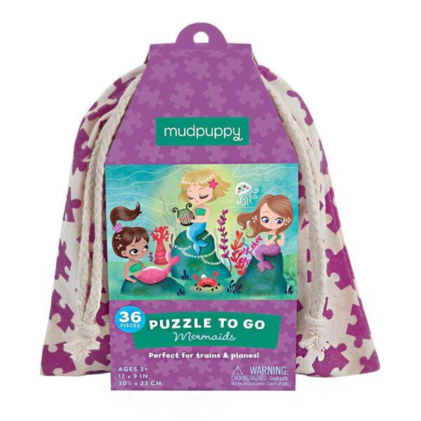 puzzle to go le sirene del mare