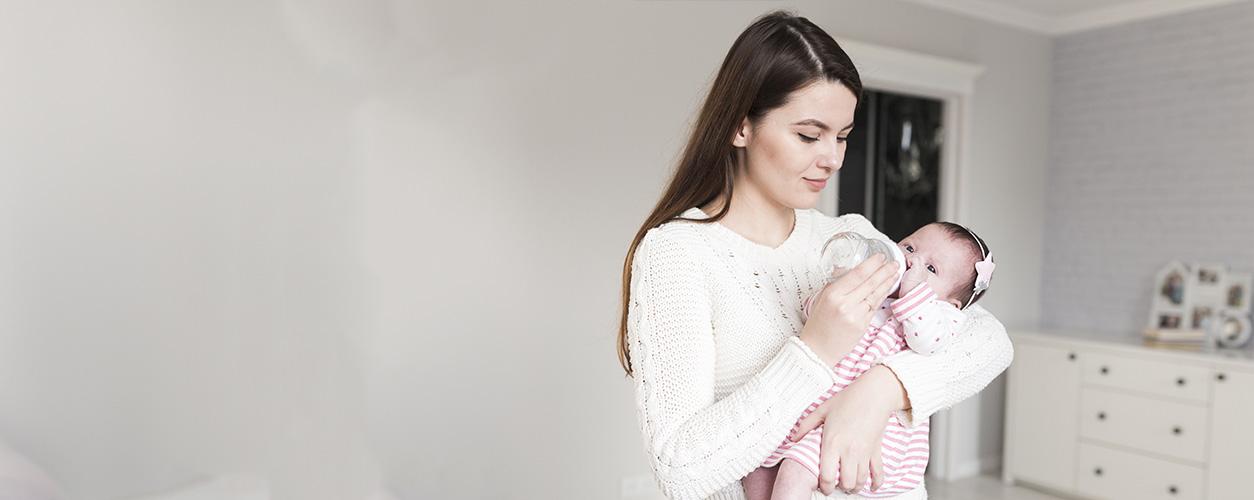 cosa aspettarsi durante l'allattamento
