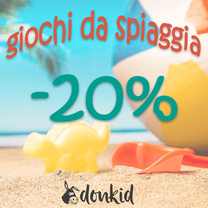 coupon giochi da spiaggia