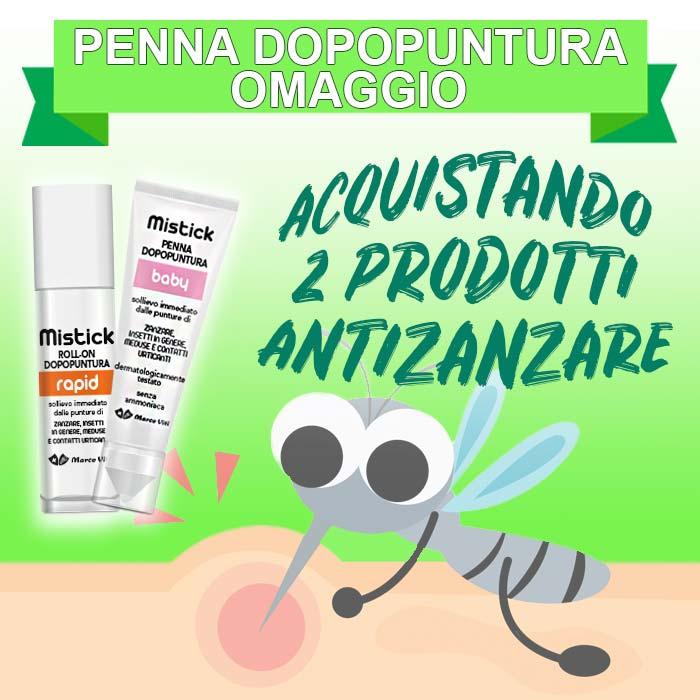coupon anti zanzare